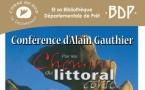 Conférence littéraire d'Alain Gauthier