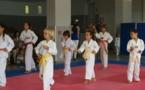 Le Taekwondo fait sa rentrée