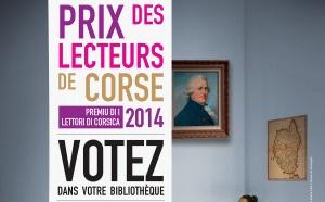 Participez au Prix des Lecteurs de Corse 2014 !