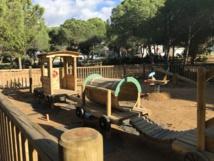 La Pinède de l'Isolella devient l'espace dédié aux familles de la commune