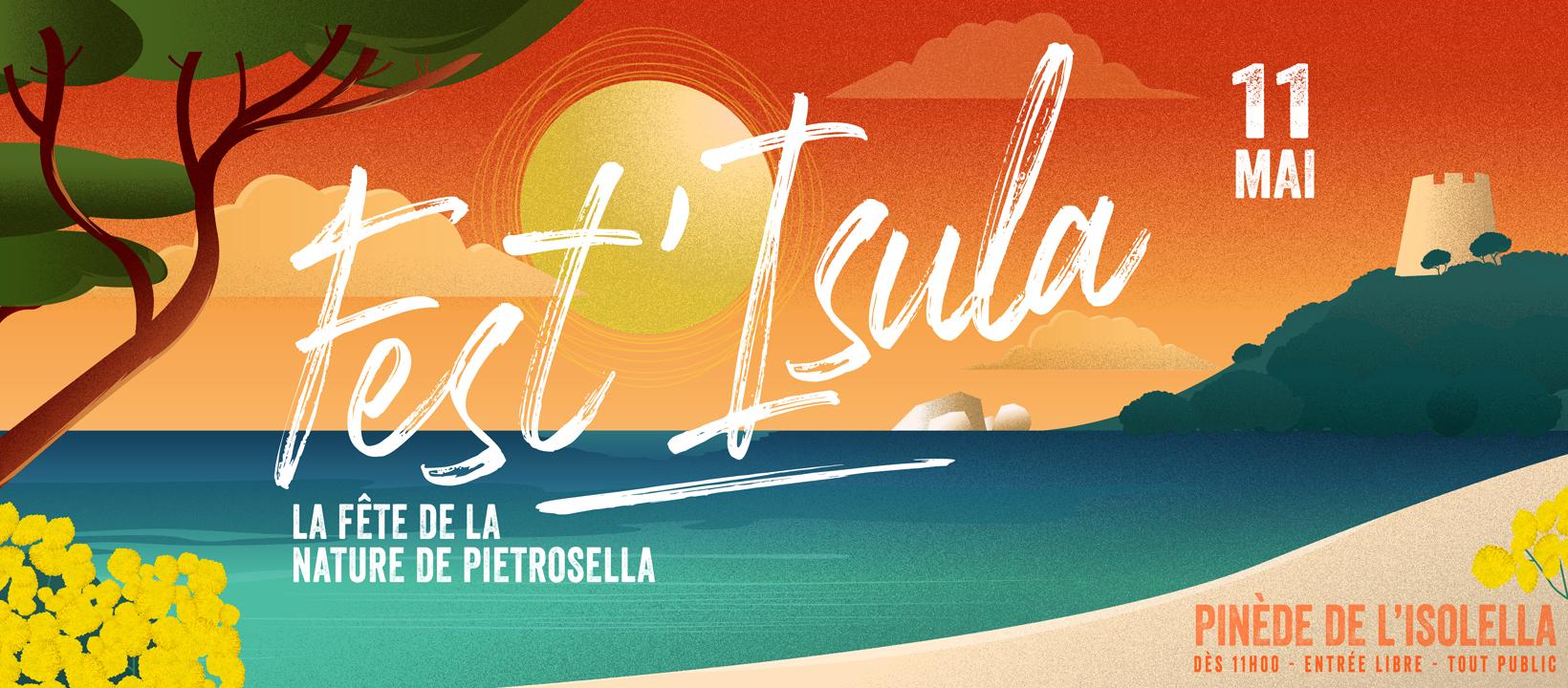 Fest'Isula : la fête de la nature de Pietrosella - 11 mai 2019