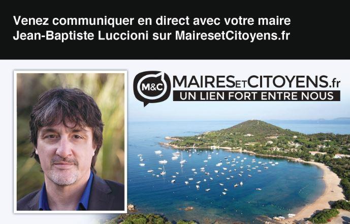 Maires et citoyens : un nouvell outil pour dialoguer en direct avec votre maire et son équipe!