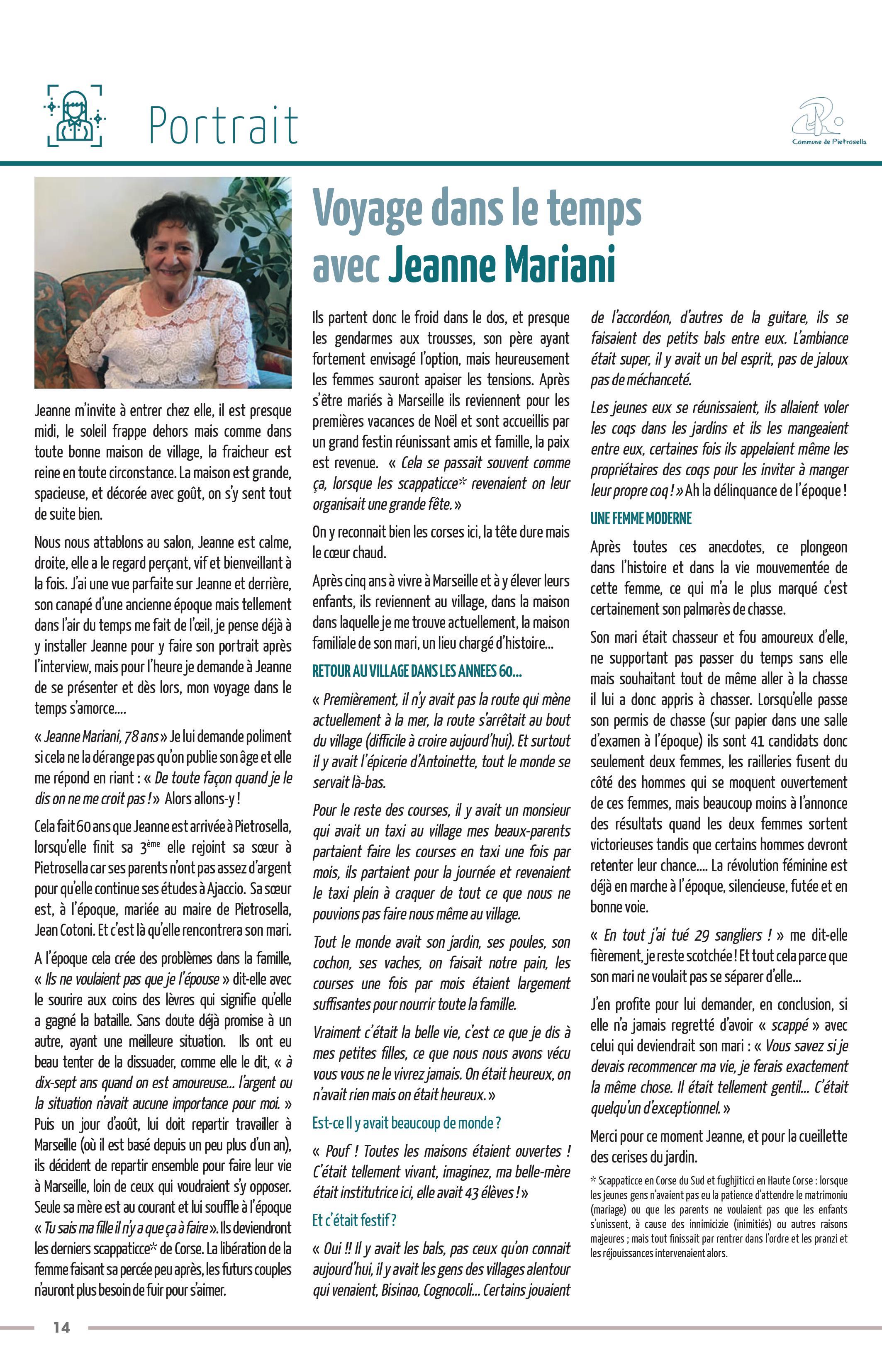 Newsletter #1 - Juillet 2020