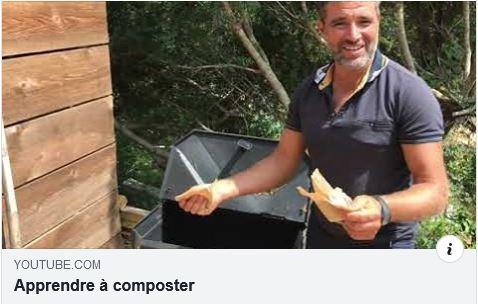Apprenez à composter grâce à nos vidéos réalisées avec RecyclaCorse