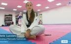Coup de projecteur sur le club de Taekwondo de Pietrosella au JT de France 3 Corse Via Stellla