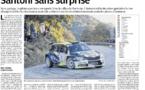 """Retour sur le Rallye du """"Mare è Machja"""", deux jours de spéciales entre Porticcio et Pietrosella."""