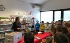 Initiation à l'agriculture pour les enfants de l'école du Ruppione
