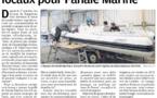Zoom sur l'actualité de Fanale Marine semi-rigides dans le Corse Matin du 19 décembre