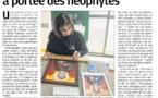 """Zoom sur l'atelier """"Icônes"""" de l'association Rialz'Umanu à Pitrusedda"""