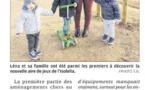 La Pinède de l'Isolella à l'honneur dans Corse Matin