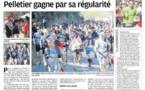 Le Trail de Pietrosella mis à l'honneur dans Corse-Matin Sports