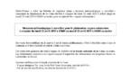 """Vigilance jaiune """"vagues submersion"""" le lundi 23 avril à partir de 19h00"""