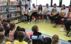 La lecture réunit petits et grands à Pietrosella