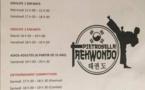 Nouveau ! Horaires et tarifs cours de Taekwondo - Saison 2020/2021