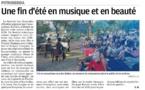 """Les Musicales d'Isolella """"petit festival de qualité"""" selon le bilan de Corse-Matin sur l'édition 2019"""