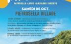Fête de la Transhumance - Pietrosella, Quasquara, Campo, Frasetto - 4, 5 et 6 octobre