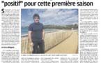 La concession des plages à Pietrosella, quel bilan après cette première saison?