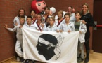 Le Club de Taekwondo de Pietrosella en compétition internationale en Belgique !