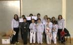 Le palmarès du club de Taekwondo Pietrosella aux championnats de Corse : 12 médaillles en tout !