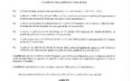 Arrêté préfectoral portant interdiction de l'emploi du feu en Corse-du-Sud du vendredi 1er mai au dimanche 3 mai
