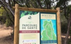 Le parcours santé de la tour de l'Isolella