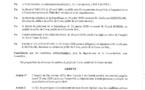Arrêté préfectoral autorisation d'emploi du feu en Corse jusqu'au 30 juin inclus