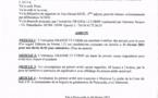 INFORMATION TRAVAUX-AUTORISATION DE VOIRIE
