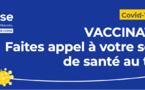 CAMPAGNE VACCINALE AU TRAVAIL - SALARIES