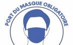 Arrêté préfectoral - Port du masque