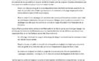 Eléments de réponse du Maire suite à la publication de Global Earth Keeper Corse- 25/06/2021