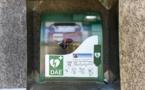 Installation d'un défibrillateur