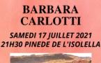 CONCERT- BARBARA CARLOTTI
