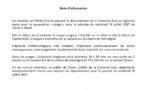 Interdiction temporaire de la fréquentation des canyons ce vendredi 16 juillet en Corse-du-Sud