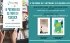 Rencontre - Auteurs lauréats du prix des lecteurs de Corse - Vendredi 1er octobre