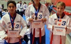 Le club de Taekwondo de Pietrosella aux championnats de France 2020!