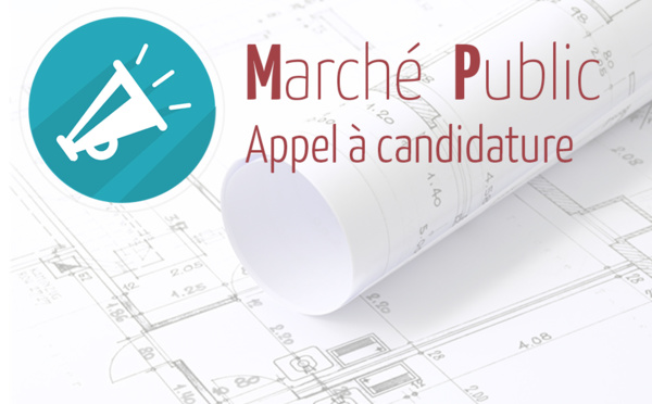 MARCHE PUBLIC : CONSTRUCTION D'UNE HALLE DES SPORTS